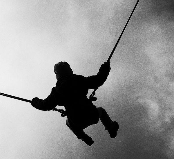 Activity Background Black And White Blackandwhite Bw Cover Flowshot Fun Fun Fun Times Go Hanging High Highlife Life Lifestyles Motion Sky Sport Up