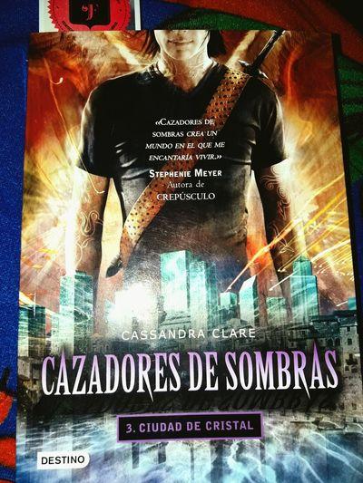 Books Themortalinstruments CazadoresDeSombras CiudadDeCristal Cassandraclare♥ LeerEsVida