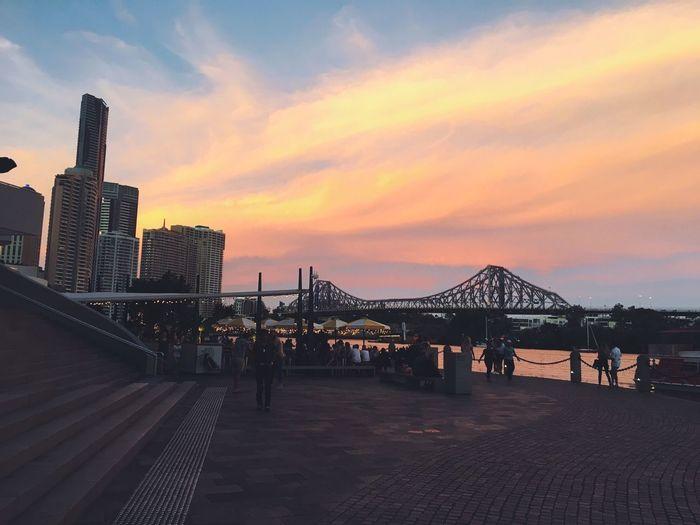 Sky Riverside View