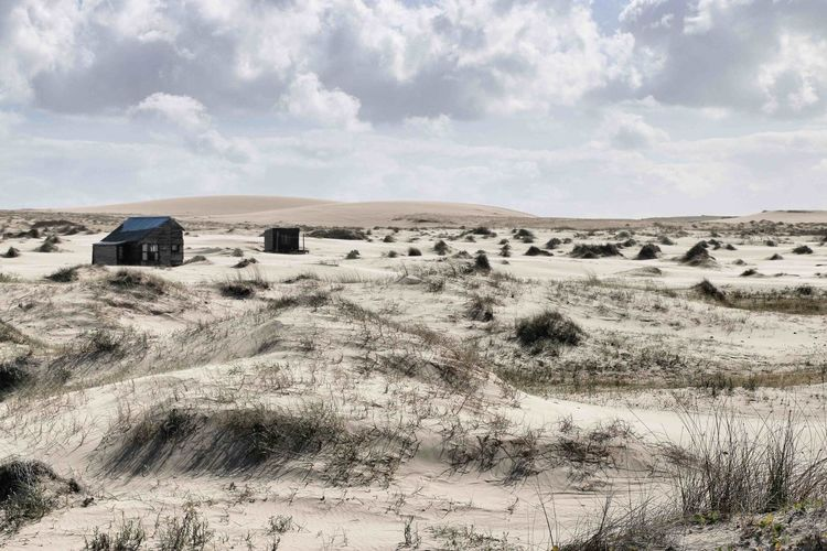 cabo polonio An Eye For Travel Cabo Polonio Desert Desert Life Fishing Village Wooden Houses Beauty In Nature Cabo Polonio - Uruguay Desert Beauty Desert Landscape Landscape Sand Sand Dune South America Tranquil Scene Tranquility Uruguay