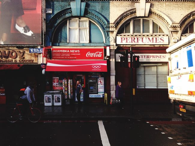 Coca Cola Coca-Cola ❤ Coca-cola Coca-Cola, Label/logo/sign Store City Life Street Walking Building Exterior City Commercial Sign City Street Retail  Advertisement Signage Entrance Mom And Pop Store Newstand London London Streets U.K. Living U.k. Travels Shoreditch