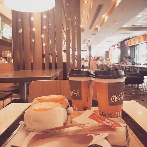 morning. McDonald Mcdonalds Morning