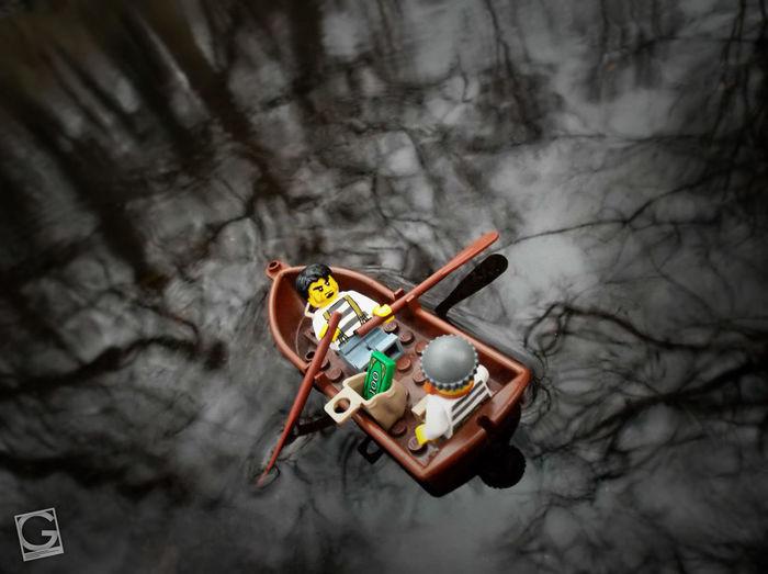 Getaway #Lego #toyphotography