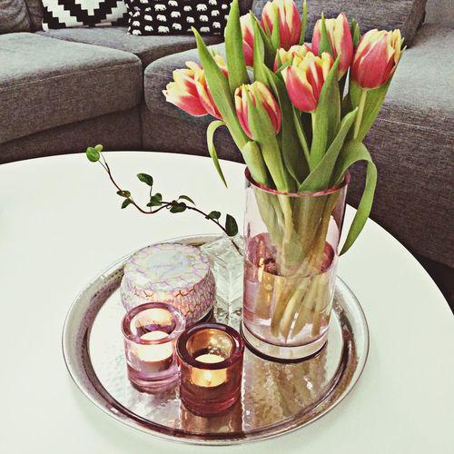 Lördag! Iittala Voluspa  Tulips Interior Design