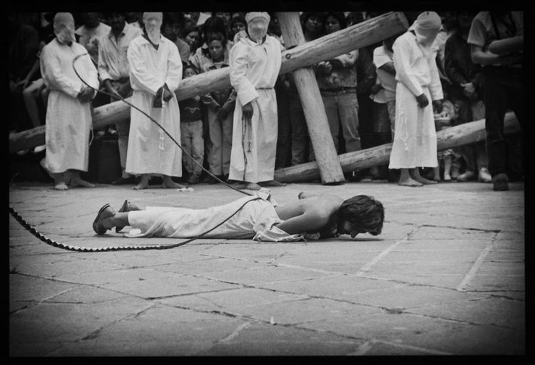 Black And White Film Photography Catholic Faith Christ Representation Christianity Cultural Heritage Day Faith&devotion Film Is Not Dead Film Photography Holy Week Celebrations Mexican Traditions Mexico Nikon F3hp/t People Religion Religious Traditions Analogue Photography The Photojournalist - 2017 EyeEm Awards