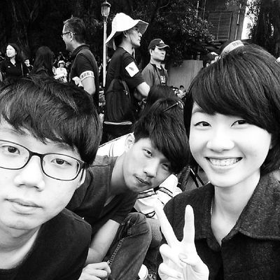 Sunflowerstudentmovement Public Outcry Taiwan democracy