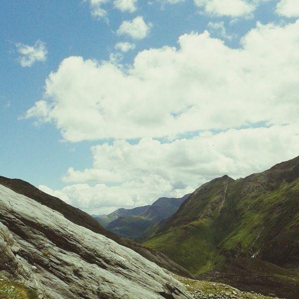 Hills by Grossglockner , Alpine, Nature