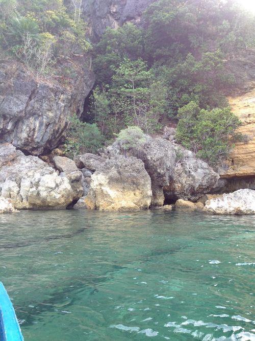 Islandlife Beautiful Beach Rocks Tanlines  Beaching Enjoying Life