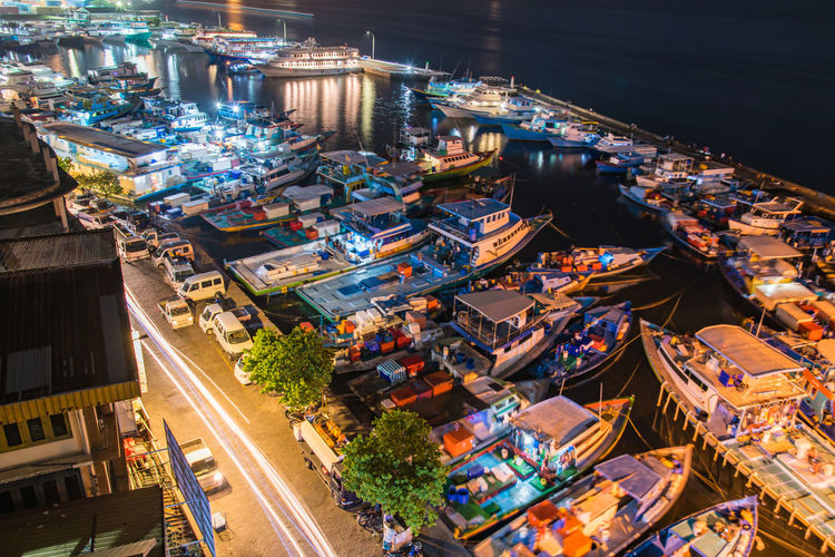 Amazing Amazing View Architecture Beautiful City Boat City City Life City Street Cityscape Cityscapes Landscape Light Maldives Male Male Maldives Motion Night City Night Lights Night View People Port Sea Sky Transportation Travel
