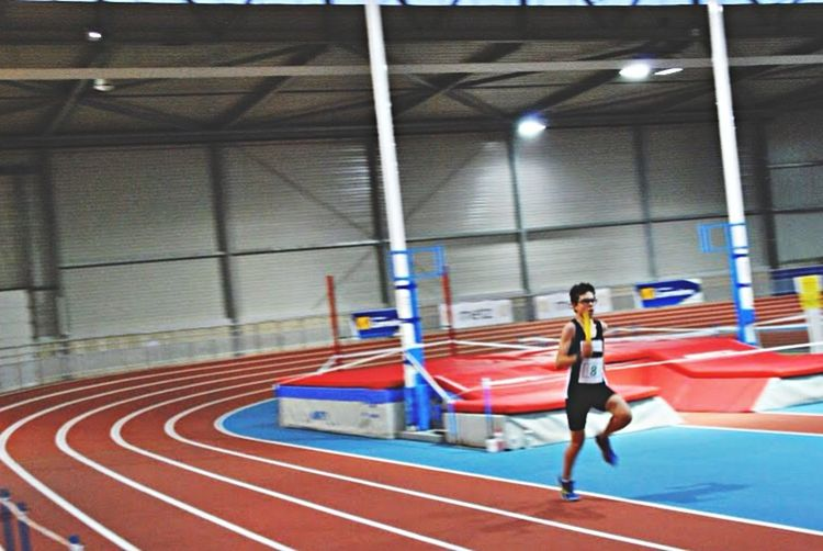 Track Athletics Athlétisme A2M Foreverfast I Can Do It Nike Friends Competition 200m