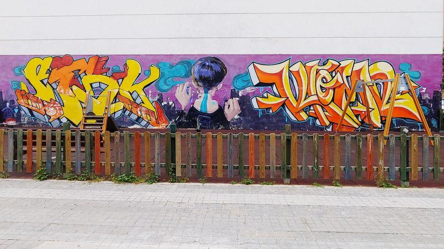 Urban art Multi