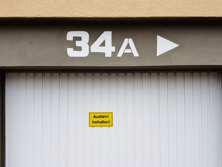 Text Communication No People Outdoors Close-up Building Exterior Architecture Exit Sign Day GERMANY🇩🇪DEUTSCHERLAND@ Housenumber Entrance Gate