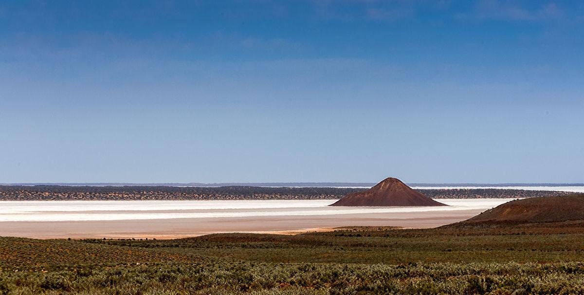 Salt lake Australian Landscape Central Australia Country Australia Lakeview Outback Australia Salinity Salt Lake Saltwater South Australian Outback