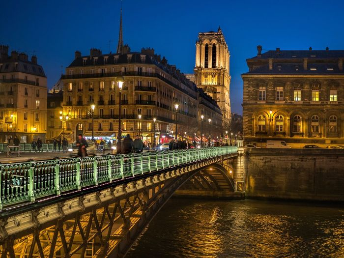 Illuminated Architecture Building Exterior Night City Built Structure Water Reflection Travel Destinations River Outdoors Sky Cityscape The Changing City I Love My City EyeEmBestPics Capture The Moment EyeEm Best Shots EyeEm Gallery Paris, France  Paris France The City Light