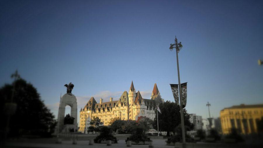 Ottawa War Memorial Beautifulafternoon Afterwork