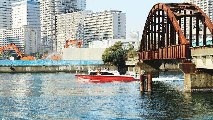 Tokyo Bay 豊洲 Ship Pmg_tok