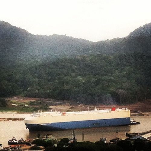 The Panama Canal Studyabroad Panamá Bigship Rainforest