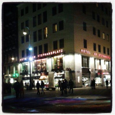 Picoftheday Instagramphoto Tagsforlike Likeforlike instagood instamood beautiful city Wien2013 nightgoodhotelWiencentre