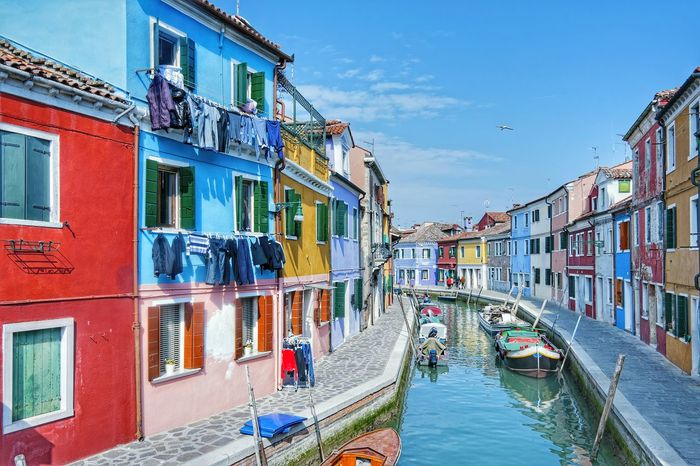 Burano EyeEm Best Shots EyeEm Gallery Italy Italia Italy❤️ Veneto Burano Burano, Italy Burano, Venice Burano Island Burano, ıtaly Colorful Canal Typical Houses Venice Lagoon Laguna Di Venezia  Colored Houses Colored Urban Landscape Holiday Travel Destinations Famous Place Famous Places Travel Photography Colour Of Life
