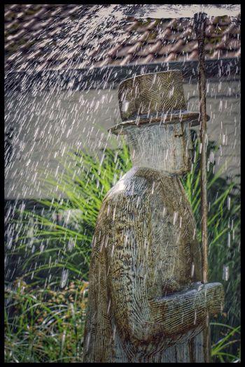 Folon II Folon Water Garden ArtWork Art Fountain