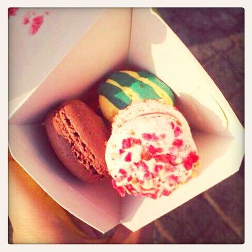Macarons from my darling <3