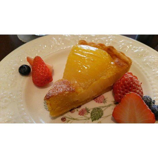 タルト 洋梨 いちご ブルーベリー Tart Pear Strawberry Coffee And Sweets