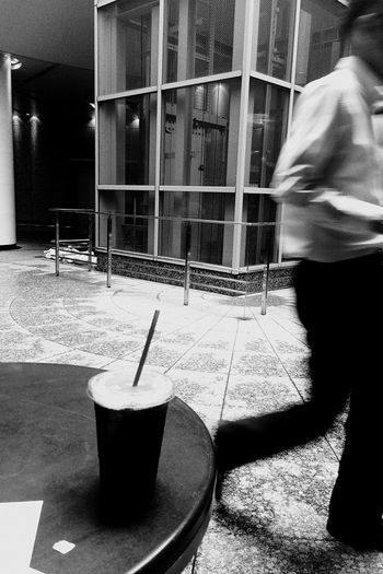 Coffee time...... OneCam At Starbucks Coffee Blackandwhite