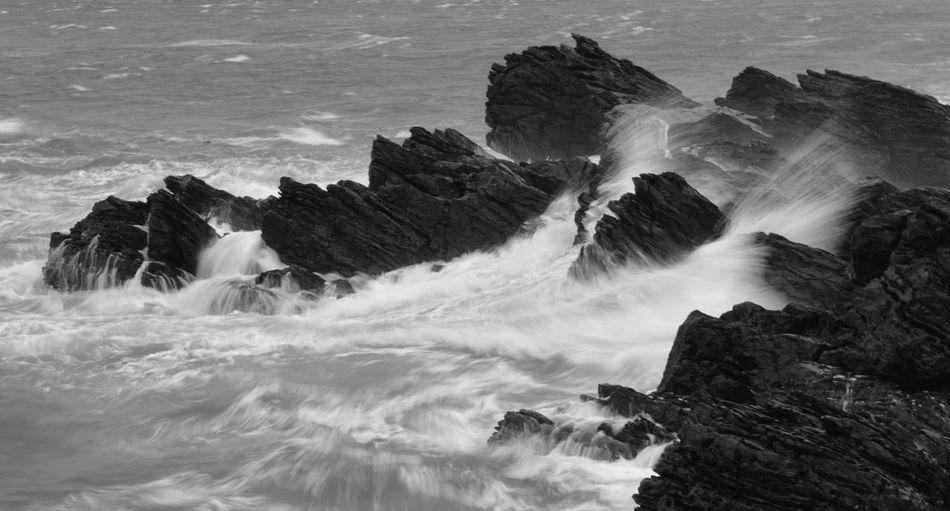 Smashing Time! Waves Sea Windy Storm Outdoor Photography Fresh To Eye Em