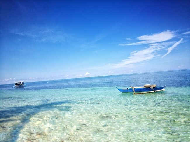 B.E.A.C.H Best Escape Anyone Can Have. 🏖️ Beach Sea Sand Blue Water Nature Sky Summer Vacations Horizon Over Water Siquijor, Philippines P9photography The Great Outdoors - 2017 EyeEm Awards Sommergefühle