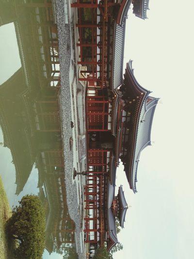 【Kyoto,Japan】Byodoin Temple 平等院鳳凰堂 Byodoin Temple 10Yen Japan Uji Kyoto Architecture Building Exterior Built Structure