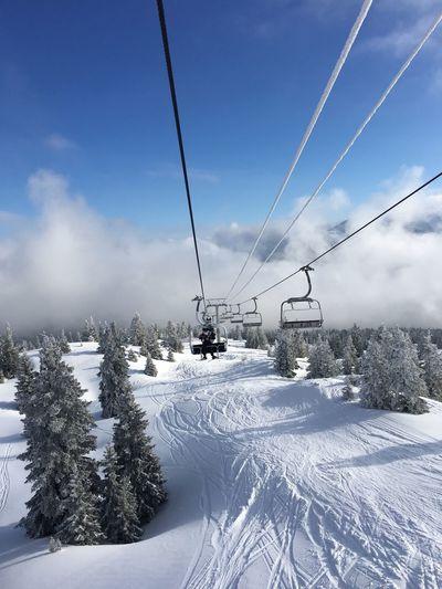 Snow Ski Winter Mountains Sun Enjoying Life ❄️❄️❄️