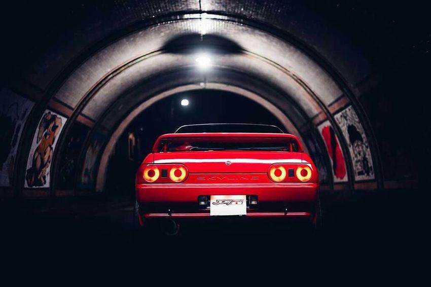 Jdmlifestyle GTR Skyline Turbozilla Godzilla Gtrr32 Nissan Jdmtorino Parco Valentino