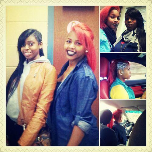 my Sister & I :)