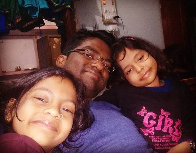 Last Day @ Home Nieces Sisters Mama Uncle Buxar Bihar Missu