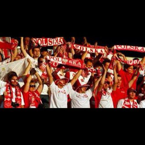 Polska! Polska Euro 2012 Polandvrussia poland versus russia EM football polen red white goal match polska gola yes dawac! ruskie bialo-czerwoni