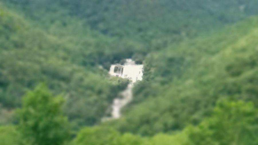 Thoovanam Water falls,Munnar First Eyeem Photo
