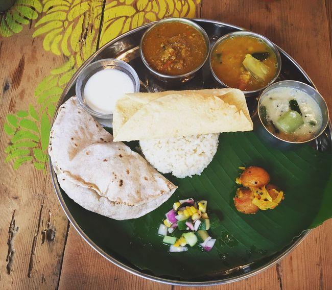 @ケララ食堂 Food India Meal Curry カレー インドカレー 南インドカレー 広島 ケララ食堂
