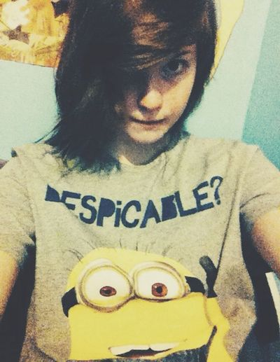 Dispicable Me Minions Selfie Yay