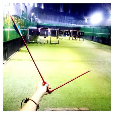 Try too hard or way too wrong ? Archery My Hobby
