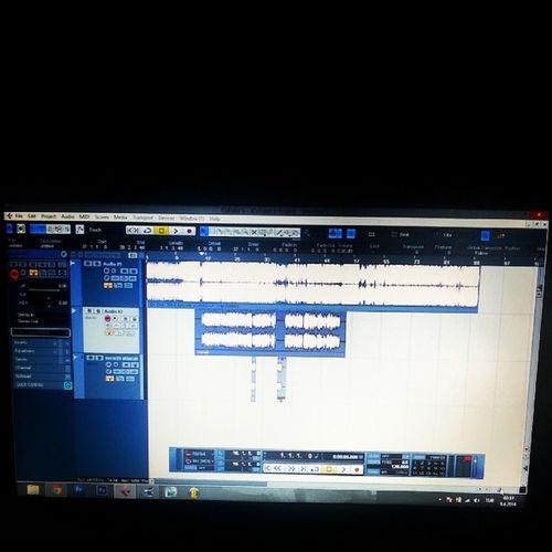 Yeni bir kayıt vakti kanka mix de bitti cok kral oldu Cubase Studio