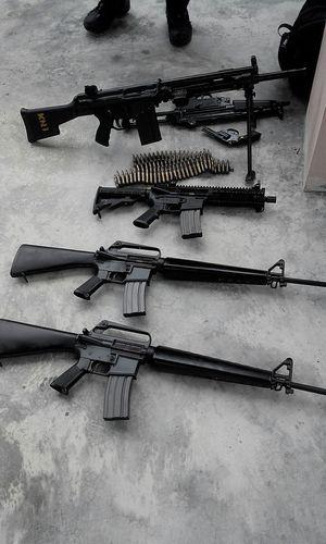 Guns I Love Guns Riffle Bullets Bullet Black Sniper Big Guns  Submachinegun Machine Gun