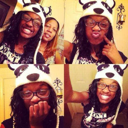 Look At Mehh and Mahh Grannyy Thuggin ! ❤❤
