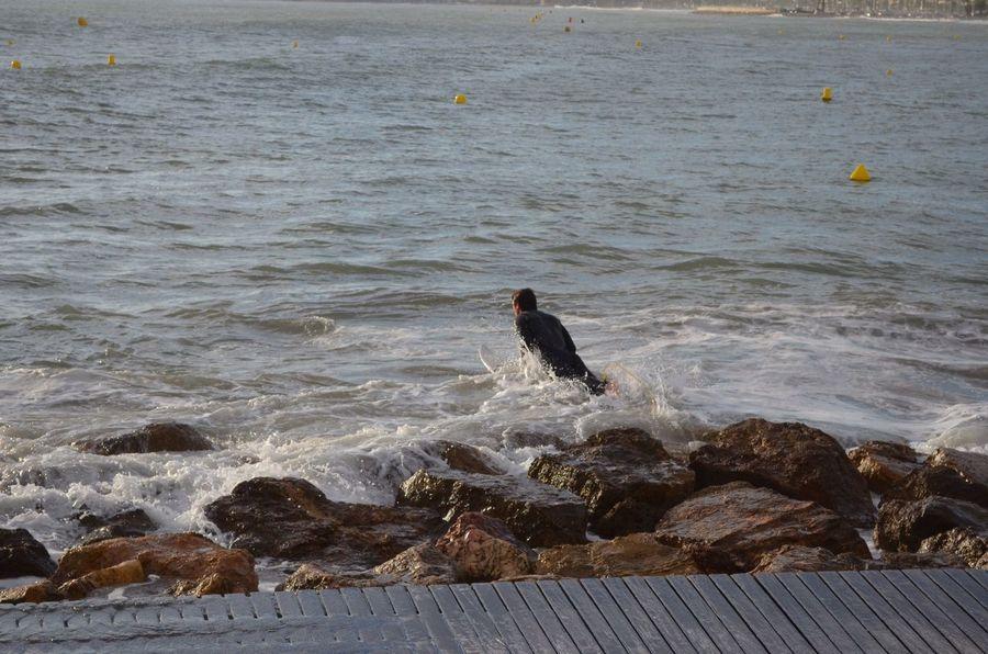Surf Platja De Llevant De Salou