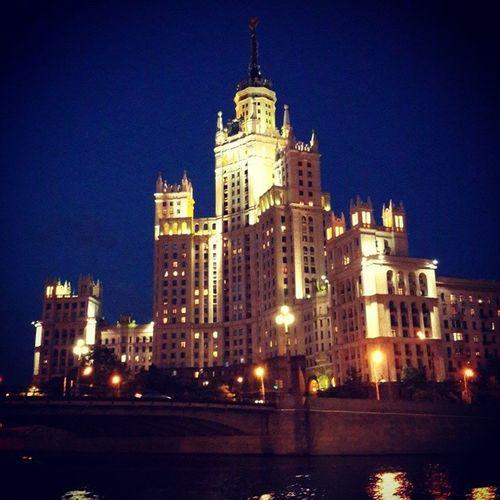 ночныепрогулки Москва