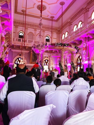 Millennial Pink EyeEmNewHere People Full Enjoyment Royal 👑 Palace Royal Wedding In India 🇮🇳 Love My Family ❤ Millennial Pink