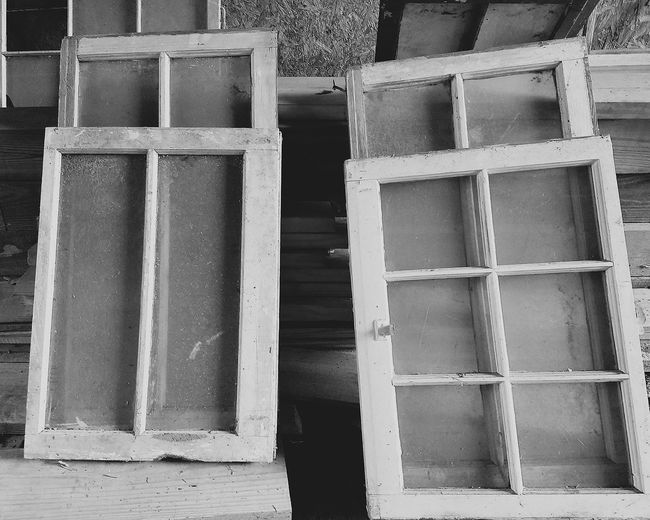 Window Built Structure Outdoors Building Exterior Architecture Day No People Close-up Old House Paint Decay Old Wood