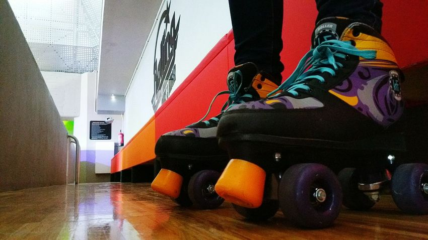 Rolling Patines Pista