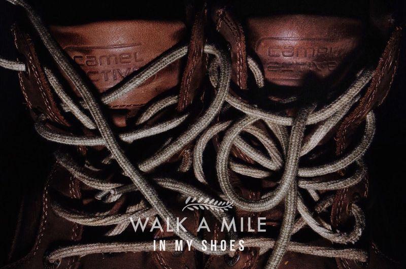 Let's step foward Shoes Boots Fashion Street Fashion EyeEm Sony A6000