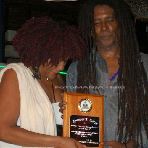 Honneur & Mérite a Lolo LeLambi JeudiCulturel RalphcréationsAgency Haiti Presslakay @marina107