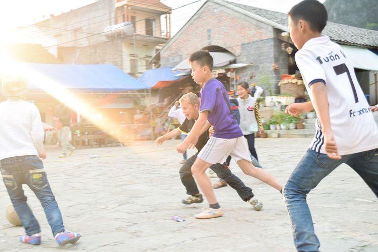 Sport Hagiang Lifestyles Childhood